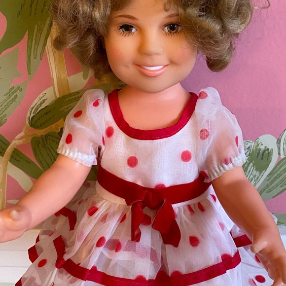 1972 Ideal Toy Company Shirley Temple Doll